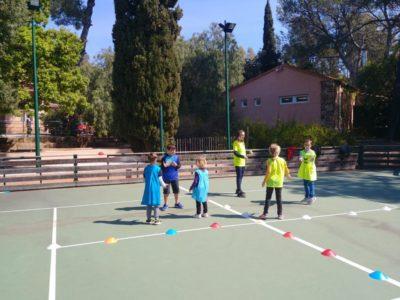 Hyères Kids activity - climbing Nature