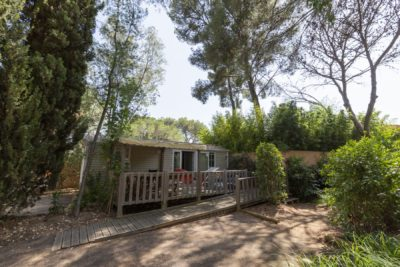 Hyères holiday - accessible mobile home - reduced mobility