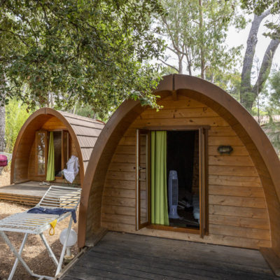 Campsite Hut Wood Unusual Nature Low price