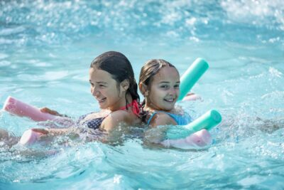 Camping La-Londe-les-Maures Swimming pools Family Holidays Relaxation