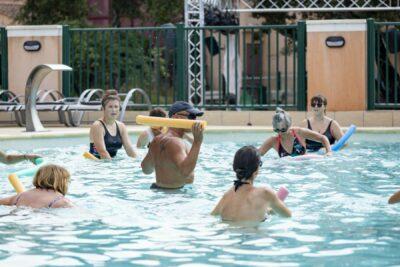 French Riviera Swimming pool Aquagym Holidays Sport Animation