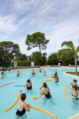 Swimming pool Swimming pool Water park Aquagym