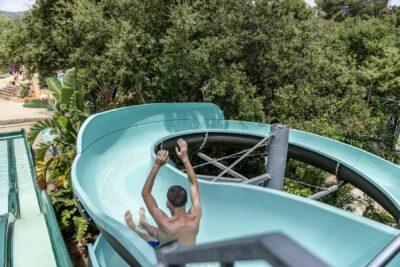 Aquatic complex Waterslide Holidays