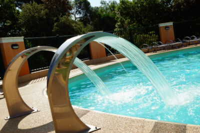 Camping Hyères Swimming pool Solarium Paddling pool