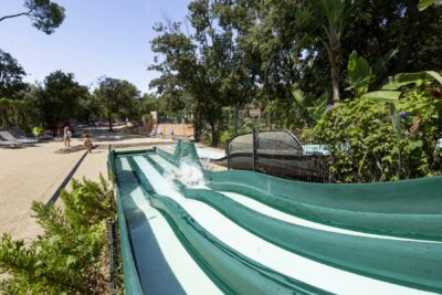 Swimming pool Waterslide Family Water park Animation