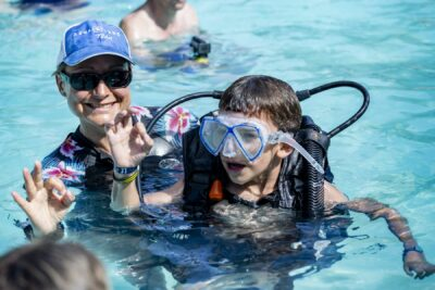 Swimming pool Diving Family holidays