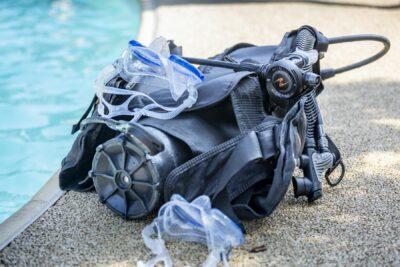 Hyères Water park Heated swimming pool Diving