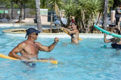 Aquagym Swimming pool Leisure Sport Holidays
