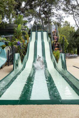 Bormes-les-Mimosas Water park Water slide Holidays Water games