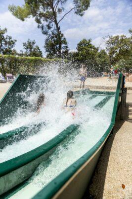 Hyères Beach Water park Toboggan Holidays