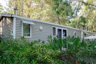 Mobile home seaside - Air-conditioning equipped - Small budget