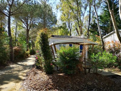 South of France Budget Top-Comfort Mobile Home Rental