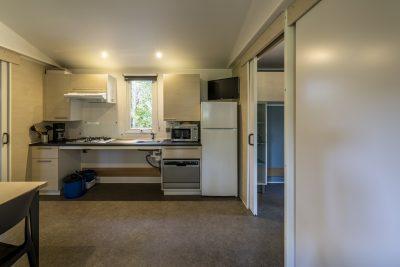 Air conditioned mobile home - PRM campsite