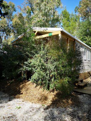 Rental Seaside Mobile home Premium Nature