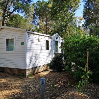 Classique® low-cost mobile home rental, 2 bedrooms 4 guests