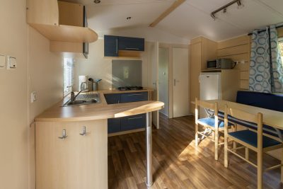 Camping France Budget Mobile Home