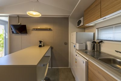 VIP mobile home kitchen