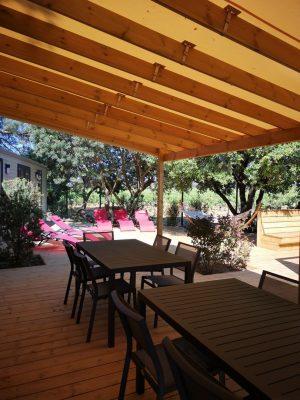 Campsite Premium Hyères Villa super Luxury 10 guests