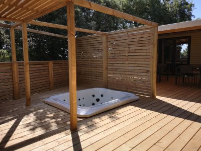 Campsite French Riviera House Villa Jacuzzi with friends