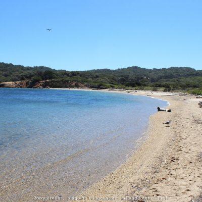 Langoustier beach (Porquerolles)