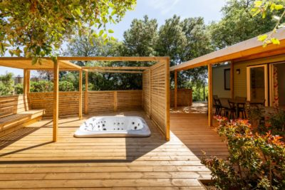 Spa jacuzzi - Villa holiday - family rental