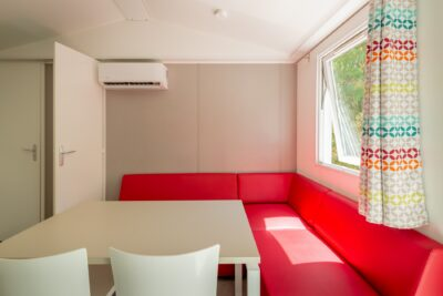 Air conditioned mobile home French Riviera